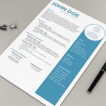 Formal Designer Resume