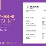 Fresh Style Resume