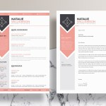 Natalie Resume Template