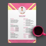 Marketing CV/Resume Template