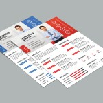 Designer Resume Template