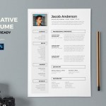 R&D Resume Template
