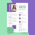 Fresh Stylist Resume