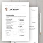 Professional CV/Resume