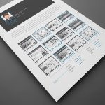 5 Resume InDesign Templates