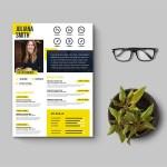 Creative A4 CV/Resume
