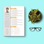 Creative CV & Cover Letter