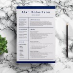 Disc Jockey (DJ) Resume Template