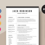 Business Consultant Resume