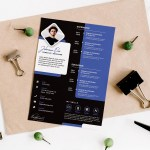 Designer Resume Template Set