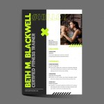 Fitness Trainer Resume
