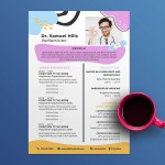 Pediatrics Resume Template
