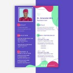 Pediatrician Resume Template
