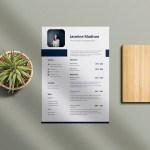 Front Desk Receptionist Resume