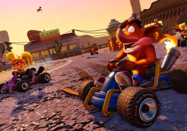 crash team racing android