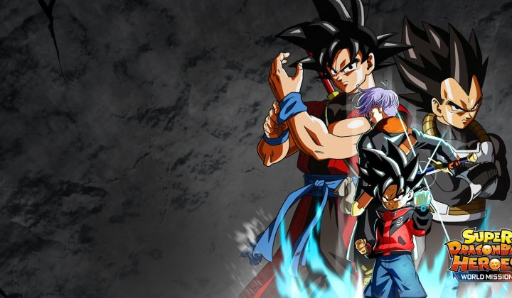 Dragon Ball Heroes-World Mission steam