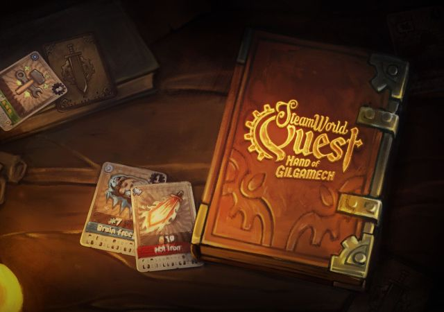 SteamWorld Quest-Review