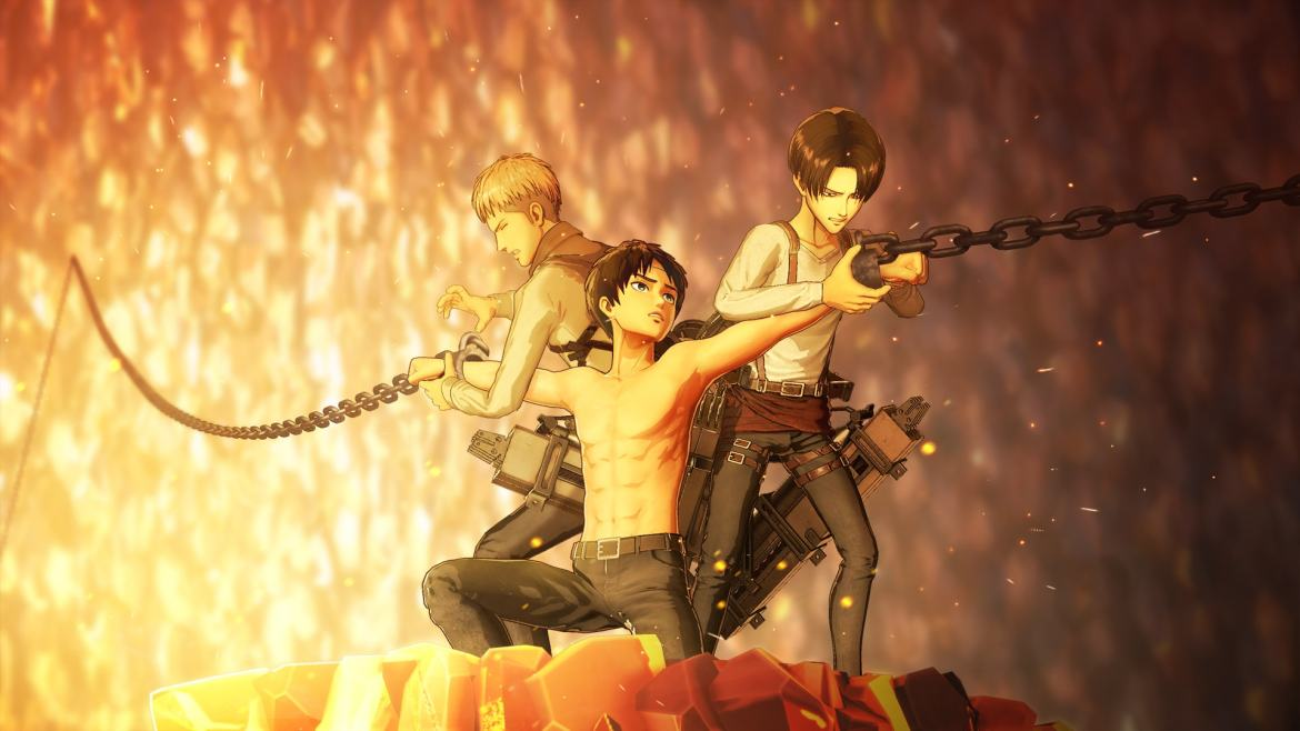 attack on titan 2 switch review