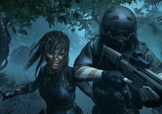 Definitive Edition de Shadow of the Tomb Raider