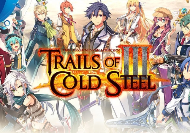 Trails of Cold Steel III-Review-Smashtec