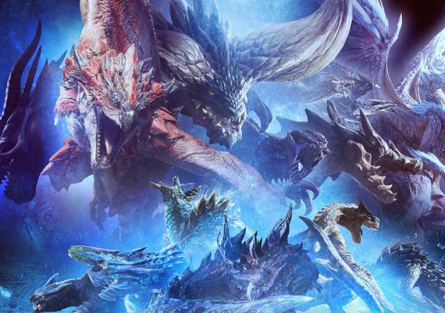 monster hunter world iceborne steam-Smashtec