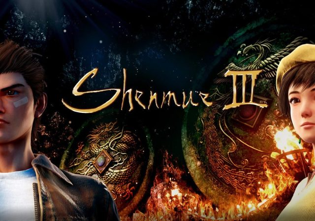 shenmue iii gameplay