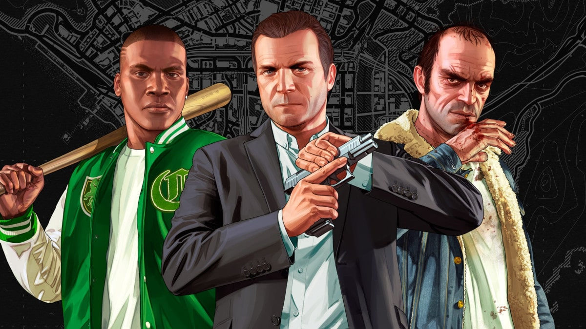 Grand Theft Auto V con Xbox Game Pass para consola