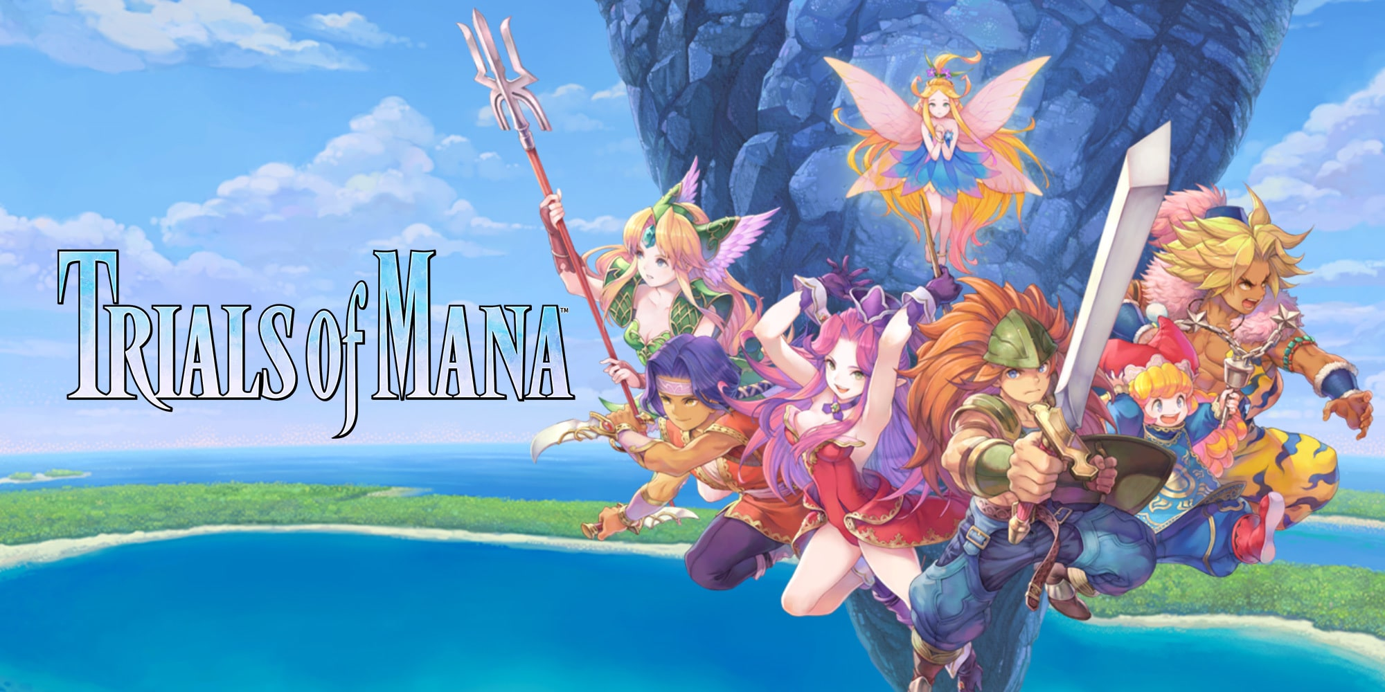 Descarga ya el demo de Trials of Mana