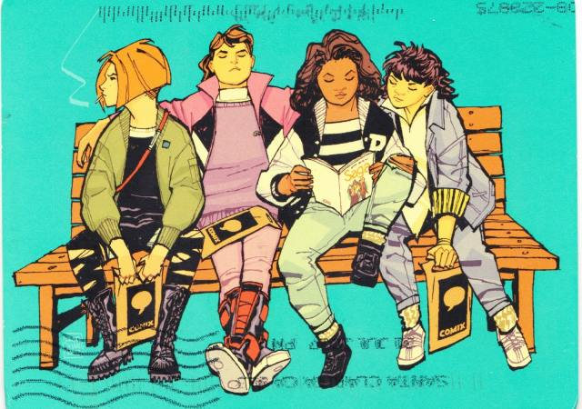 Amazon Studios Paper Girls