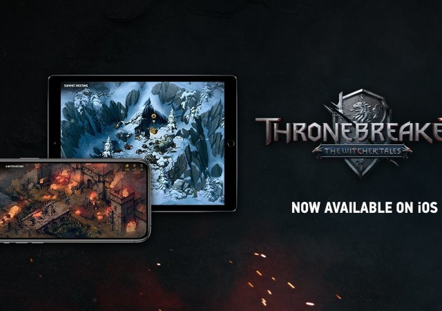 Thronebreaker has arrived on iOS