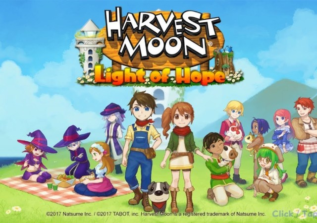 Harvest Moon Light of Hope Special