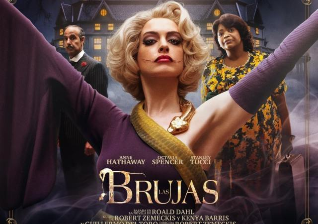Warner Bros Pictures Las brujas