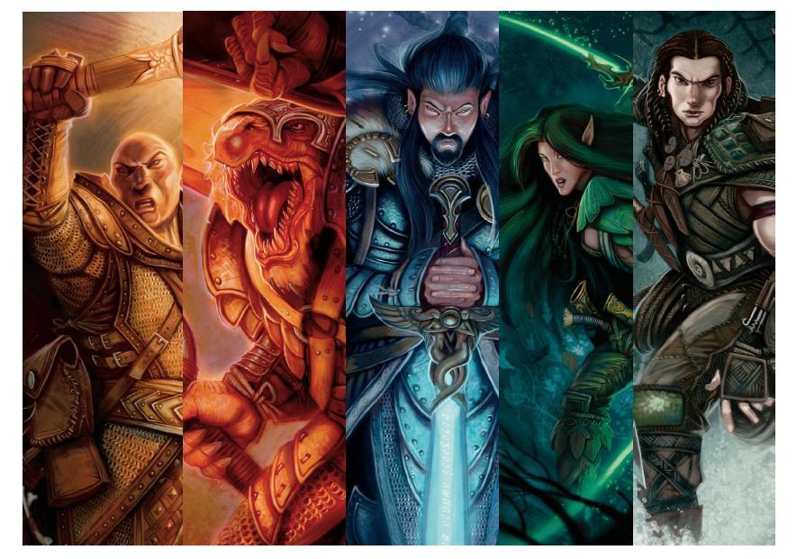 Οι 12 Classes του Dungeons and Dragons για νέους παίκτες (Part 1)
