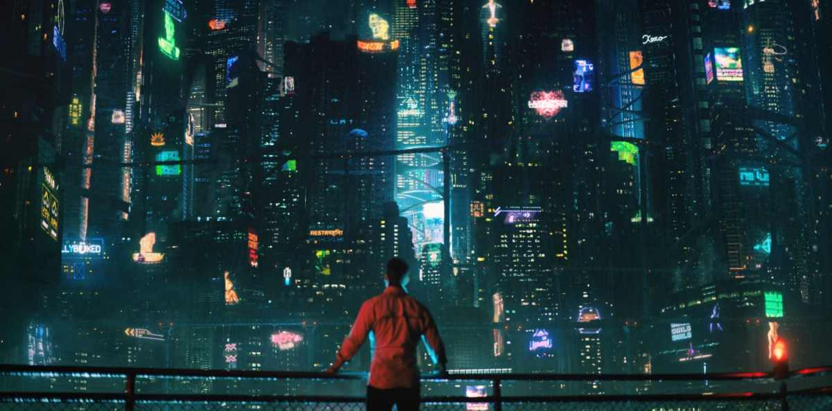 Altered Carbon - Η σπορά του Blade Runner