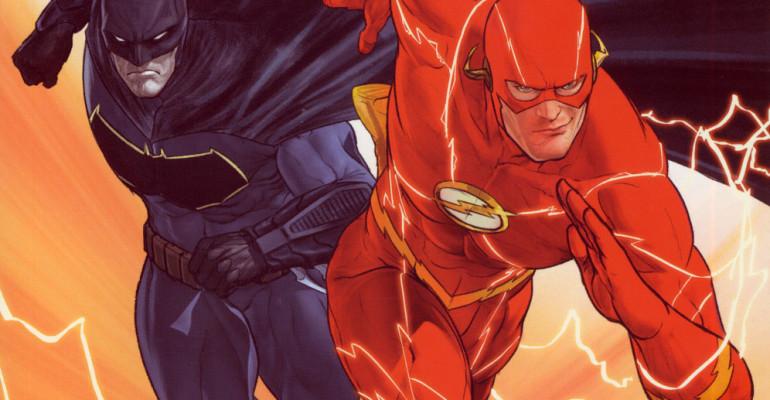Batman/ Flash: Η Κονκάρδα- Όταν ψηλαφίζεις το τέλος