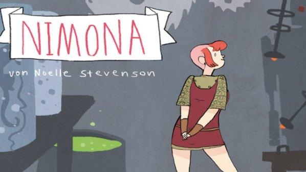 Comic/ Nimona