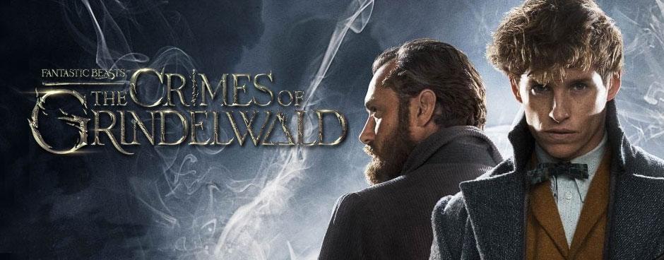Crimes of Grindelwald- Εξερεύνηση της πιο σκοτεινής πλευράς του κόσμου της μαγείας