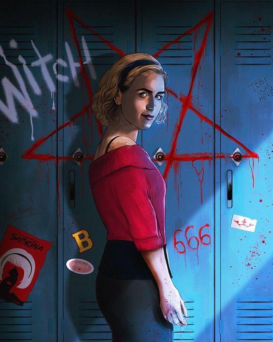 Η Sabrina ανακαλύπτει τη σατανική της πλευρά (και μας αρέσει αυτό)