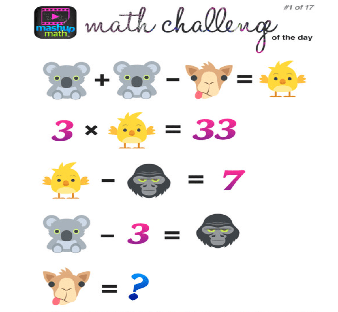 Awesome Math Challenges