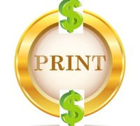 the dollar printing ring