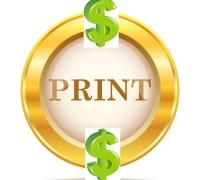 the dollar printing ring