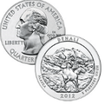 Denali america the beautiful silver coins 2012