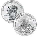 hawaii volcanoes america the beautiful silver coins 2012