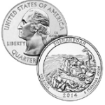 shenandoah america the beautiful coin