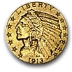 American Liberty coin gold coin