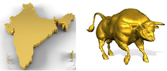 indian gold bull market