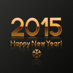 happy new year gold smaulgld