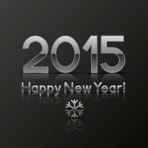 Happy new year silver2015