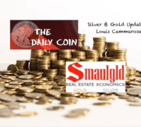 maulgld on the daily coin silver and gold update