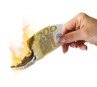 Burning Currency